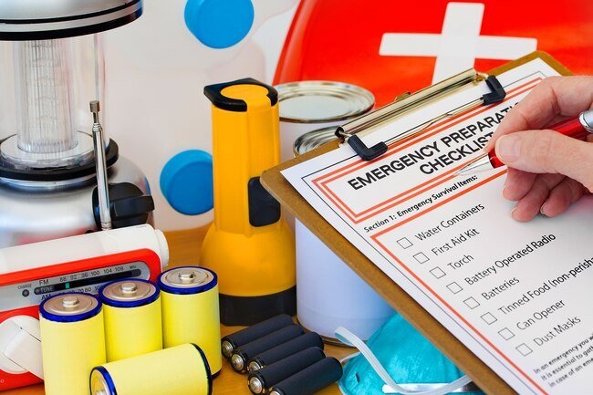Be prepared for emergencies that may arise.