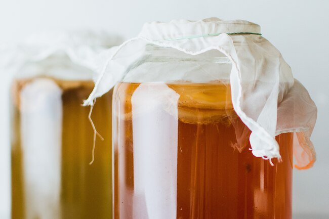 Kombucha is nicknamed the elixir of immortality.