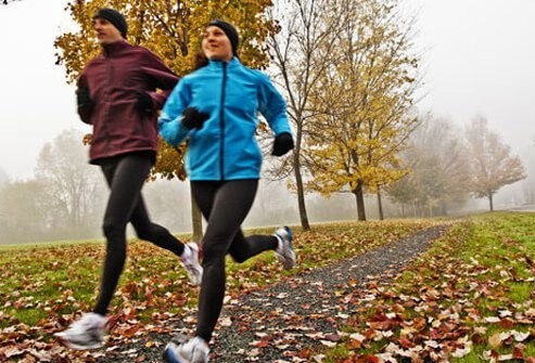 People who get regular physical activity may be less likely to get lung cancer, studies show.