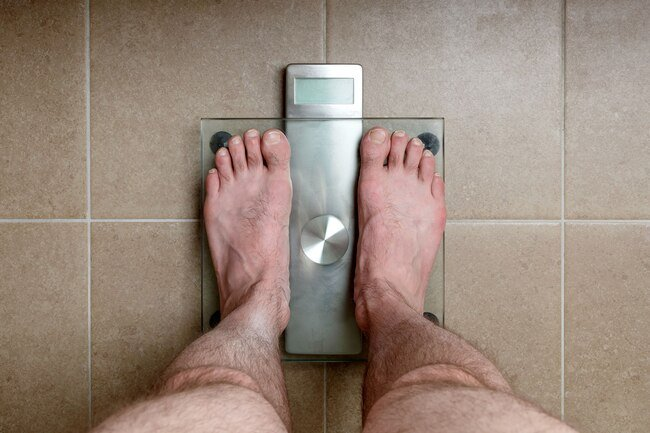 Metabolic syndrome is a group of conditions that often includes weight gain.