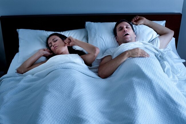 Sleep apnea increases the risk of liver problems, heart failure, high BP, and weight gain.