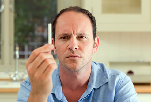 Smoking makes male-pattern baldness worse.