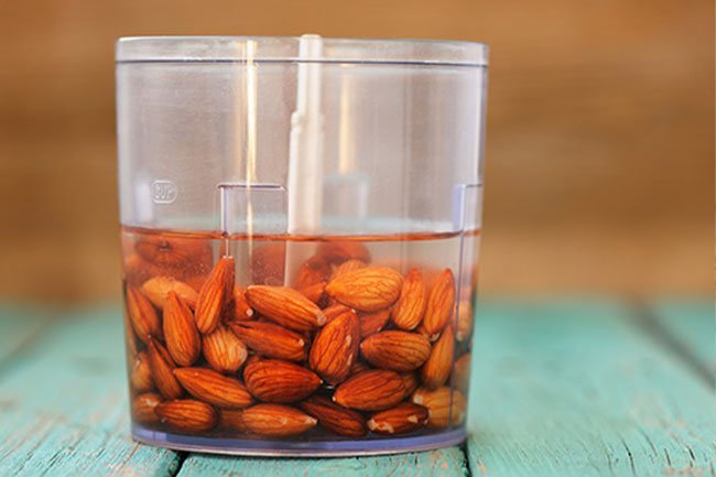 Basic nut and seed milks are fairly easy to make: Simply soak, blend, and drain.