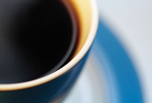 Caffeinated beverages may contribute to dehydration, which makes constipation worse.