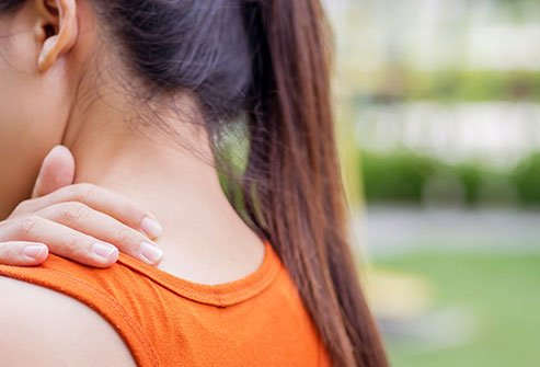 About 40 of people who get shingles feel a burning, shooting pain for months or years after the rash is gone.