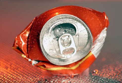 Sports drinks offer better hydration than flat soda when dealing with the effects of nausea.