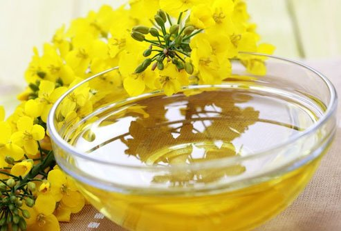 Canola oil is rich in alpha-linolenic acid (ALA) and healthy monounsaturated fats.