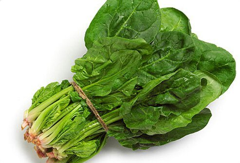 Since organic vegetables have lower pesticide residues overall, organic lettuce and spinach may be best.