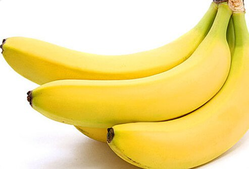 Bananas are considered especially safe from pesticides because of their thick peels.