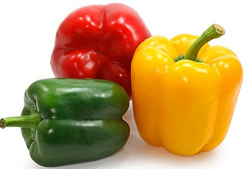 But bell peppers also tend to have more pesticide residue than some other veggies.