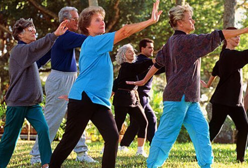 This traditional Chinese martial art might help you move better, with less arthritis pain.