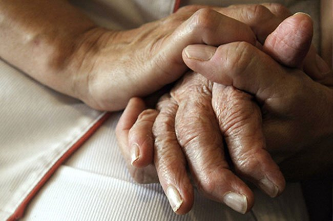 Alzheimer's, a form of dementia, usually doesn't pop up until 65 or so.