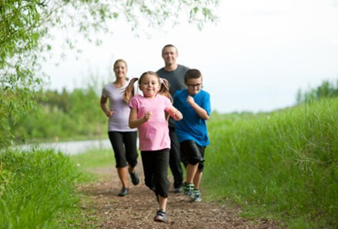 Exercise can help kids with ADHD be healthier.