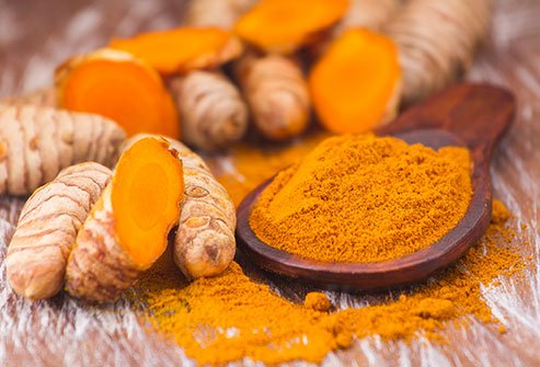 Scientists think beneficial compounds in curcumin combat inflammation and alter neurotransmitter levels.