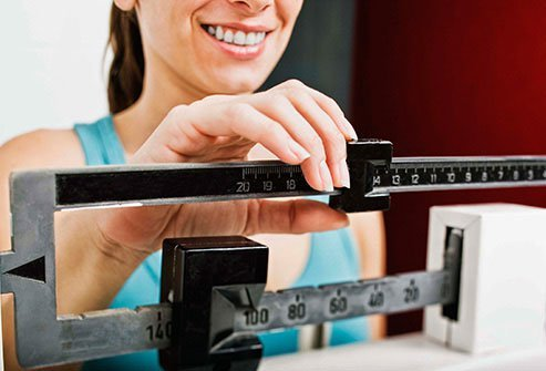 If you lose just 7 percent of your body weight, it can make a huge difference.