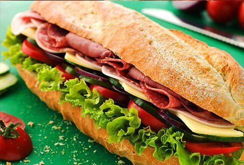 This popular sandwich filling increases the risk of colon cancer.