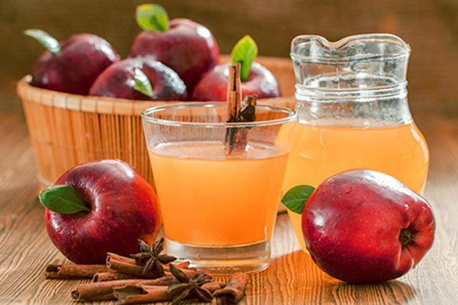 If you drink apple cider vinegar, dilute it first with water to avoid burning your stomach.