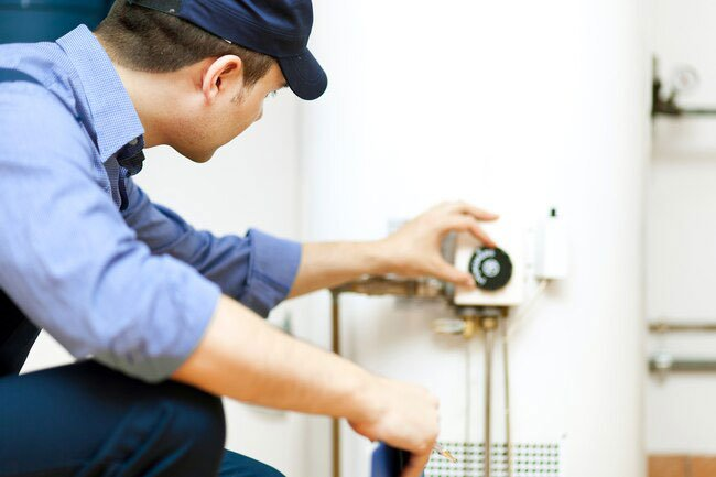 Sulfur smell when you turn on the water may indicate a problem with your water heater.