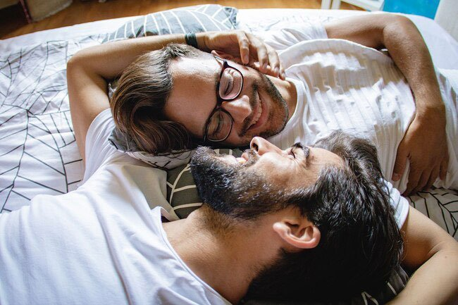 You or your partner can have no symptoms and still have an STI. This means you can infect each other.