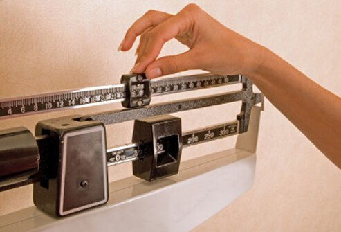 Weight gain can be a side effect of some antipsychotic and other psychiatric medications.