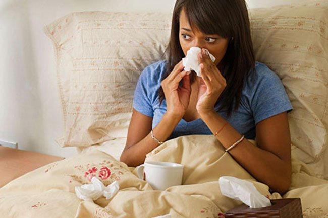 A recent bout of the flu or other infection can trigger an MS relapse, some studies have suggested.