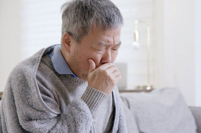 If you had a dry cough that took a long time to go away, it could have been a symptom of COVID-19.