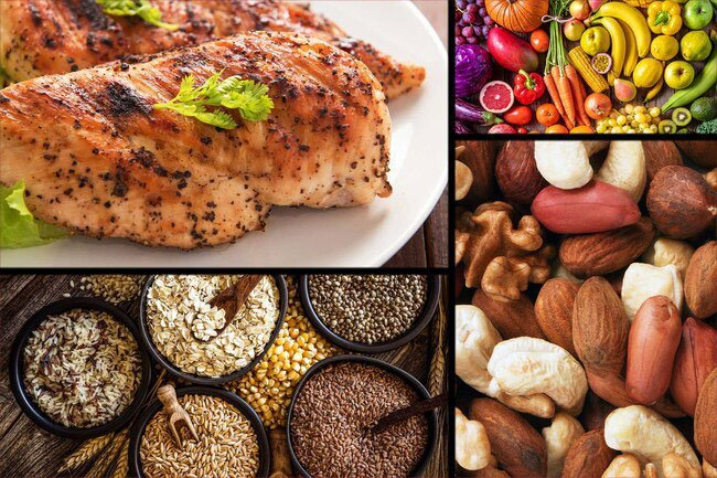 To help keep salt in your diet low, you should choose fresh meats, vegetables, and reduce seasoning.