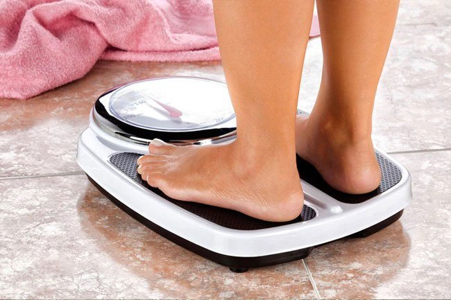 If you've put on pounds quickly over a week or even a few days, it could be because you're having too much salt.