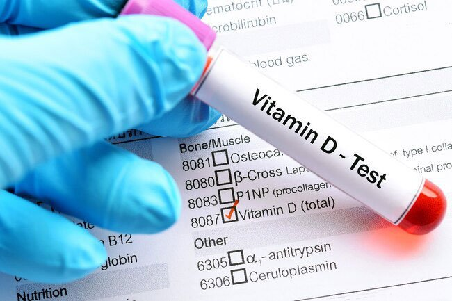 It works in tandem with calcium. Without vitamin D, you cannot absorb the calcium from foods.