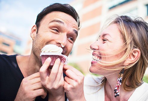 Eating too much sugar can make it harder for your skin to repair itself.