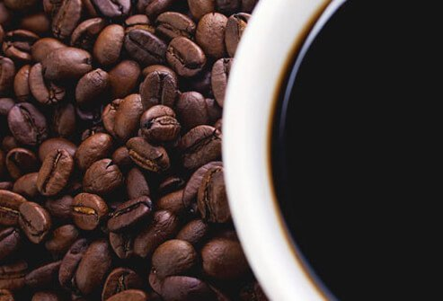 When you need a shot of caffeine, coffee is a better choice than soda or energy drinks.