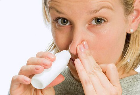 Sometimes postnasal drip is the cause of an irritated throat.