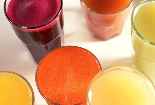 Fluids help your body get rid of waste and stay regular.