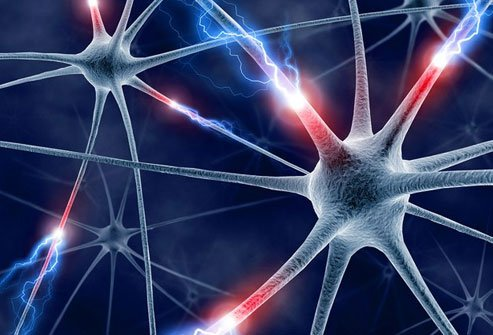 Multiple sclerosis may produce symptoms of itching, tingling, burning, and pain.