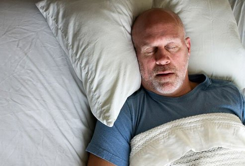 Sleep apnea causes pauses in breathing during sleep that can increase blood pressure.