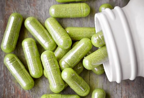 Certain supplements can increase blood pressure or interfere with the way blood pressure medications work.
