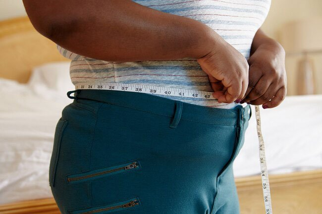 You can't tell how much visceral fat you have just by measuring your waist.