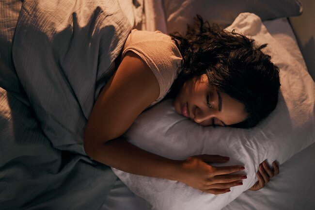 Not getting enough sleep can weaken your immune system.