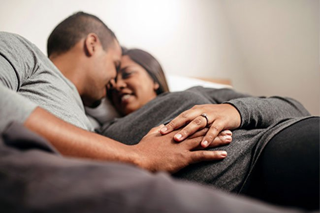 Sex is usually safe during pregnancy, but you are more likely to get infections like UTIs during this time.