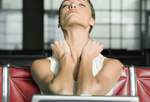 It's hard to tell if you have thyroid disease.