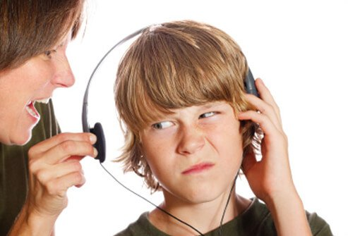 Be careful when using music headphones with loud music as it may contribute to tinnitus.
