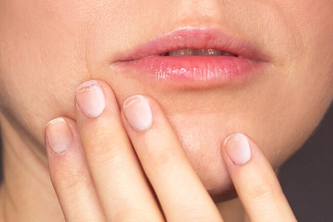 Thinning, peeling nails are more common as we age.