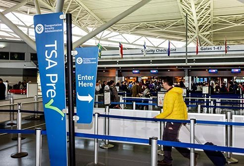 If you travel often, precheck can save you hassle and pain.