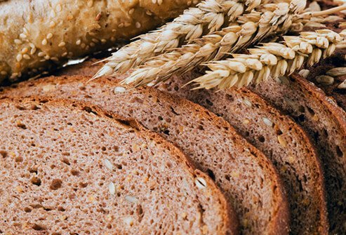 Whole grains provide a constant supply of glucose for the brain.