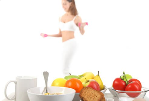 You can enjoy your favorite sweets and chips in moderation when you exercise regularly.