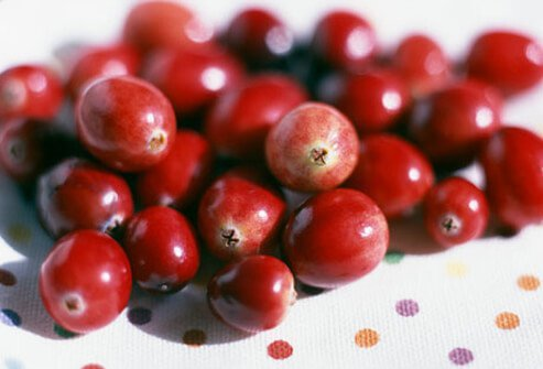 Cranberries may help fight UTIs, but they may increase OAB symptoms because they are acidic.