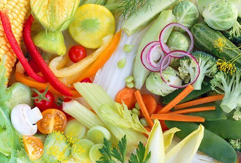 There are many health benefits of the vegetarian diet.