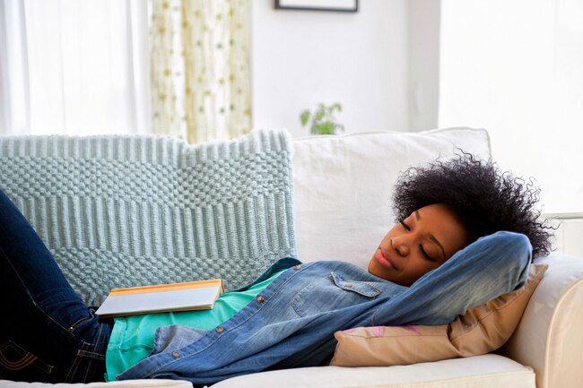 If you take a nap after 3 p.m., it might affect you later on.