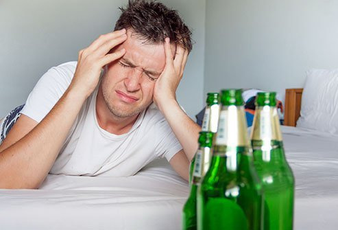 Alcohol can leave your body hungry for unhealthy foods.