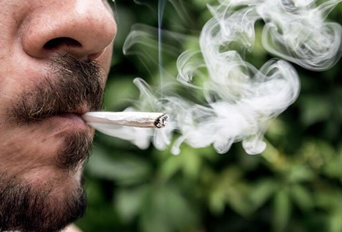 If you hang out often with someone who puffs on pot, your urine could have traces of THC.